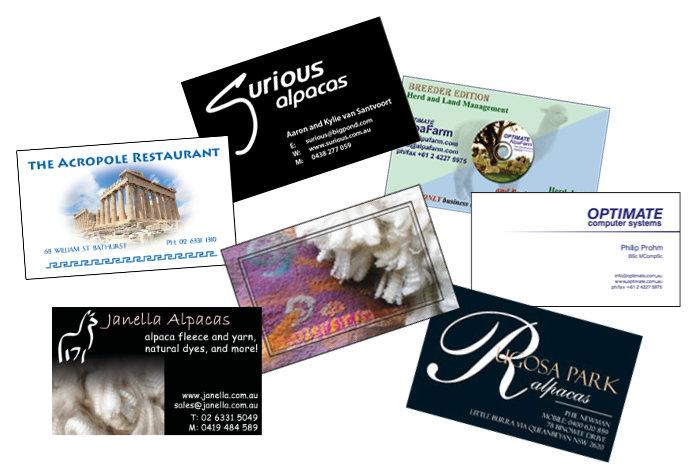 Print Portfolio: Commercial Offset Printing