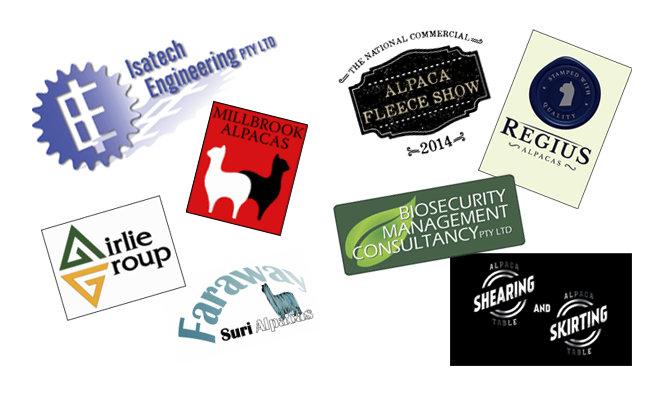 Print Portfolio: Vector Logos